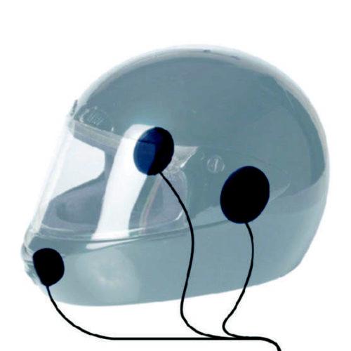 Motorcycle Headset image