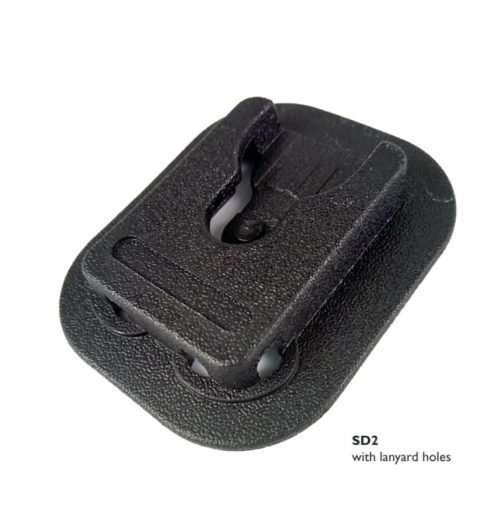 Click-On Dock Klick Fast compatible with lanyard holes