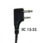 ic12 22 Plug ending