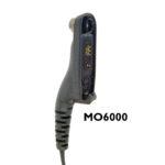 MO6000 plug ending