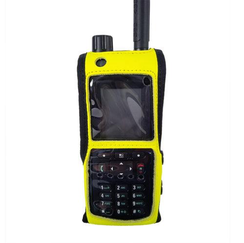 MTP6550 M3 K HI VIS YELLOW FRONT