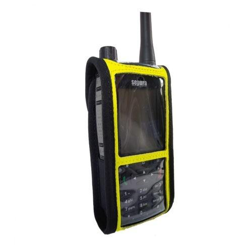 Sepura SC2120 M2 Radio Case Hi Vis Yellow side2