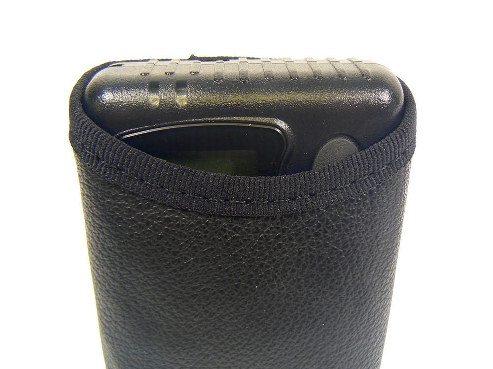 Birdy Pager Case Leather
