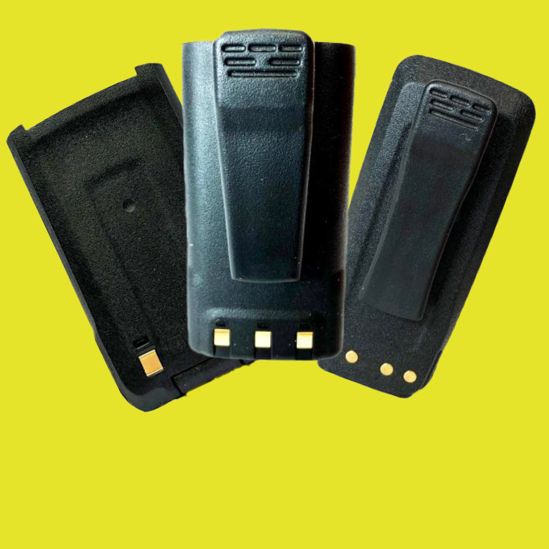 Radio Batteries & Charger Pods
