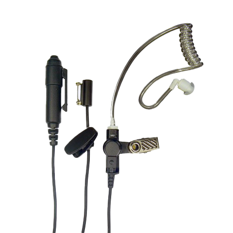 Clearance PTT earpiece system