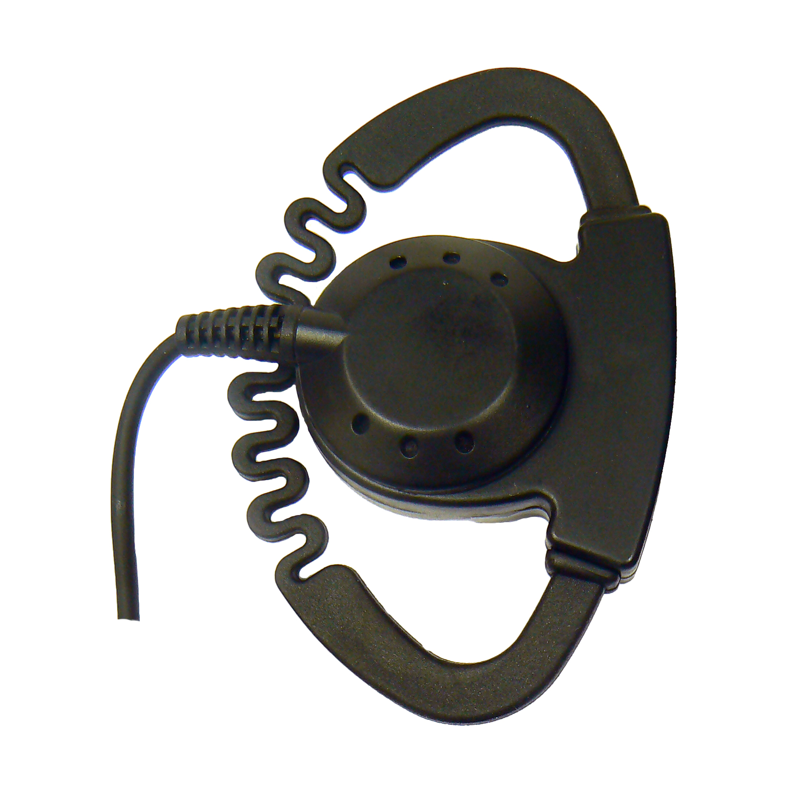 D-Shape earpiece