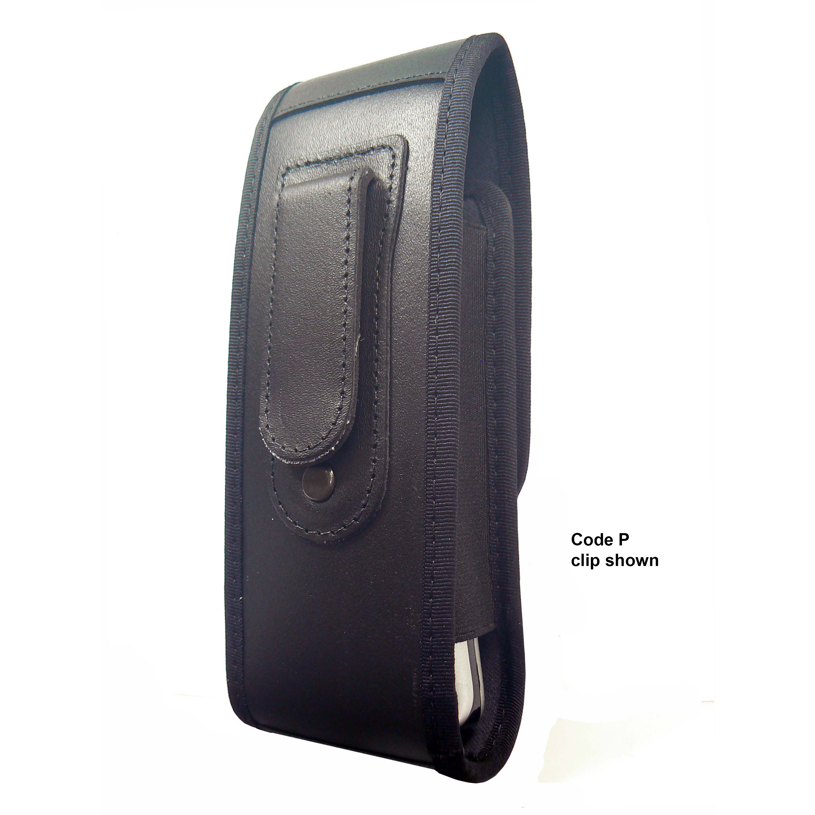 Leather radio case for DECT Phone