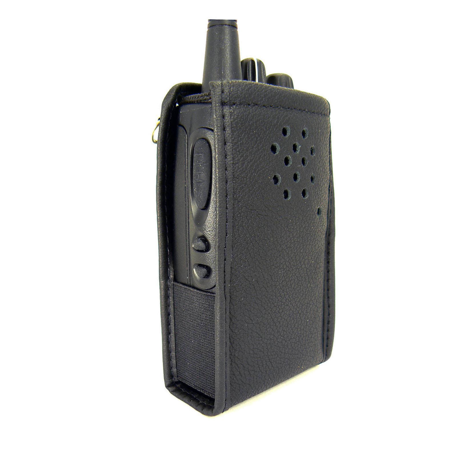 Hytera TC3000 Radio case leather