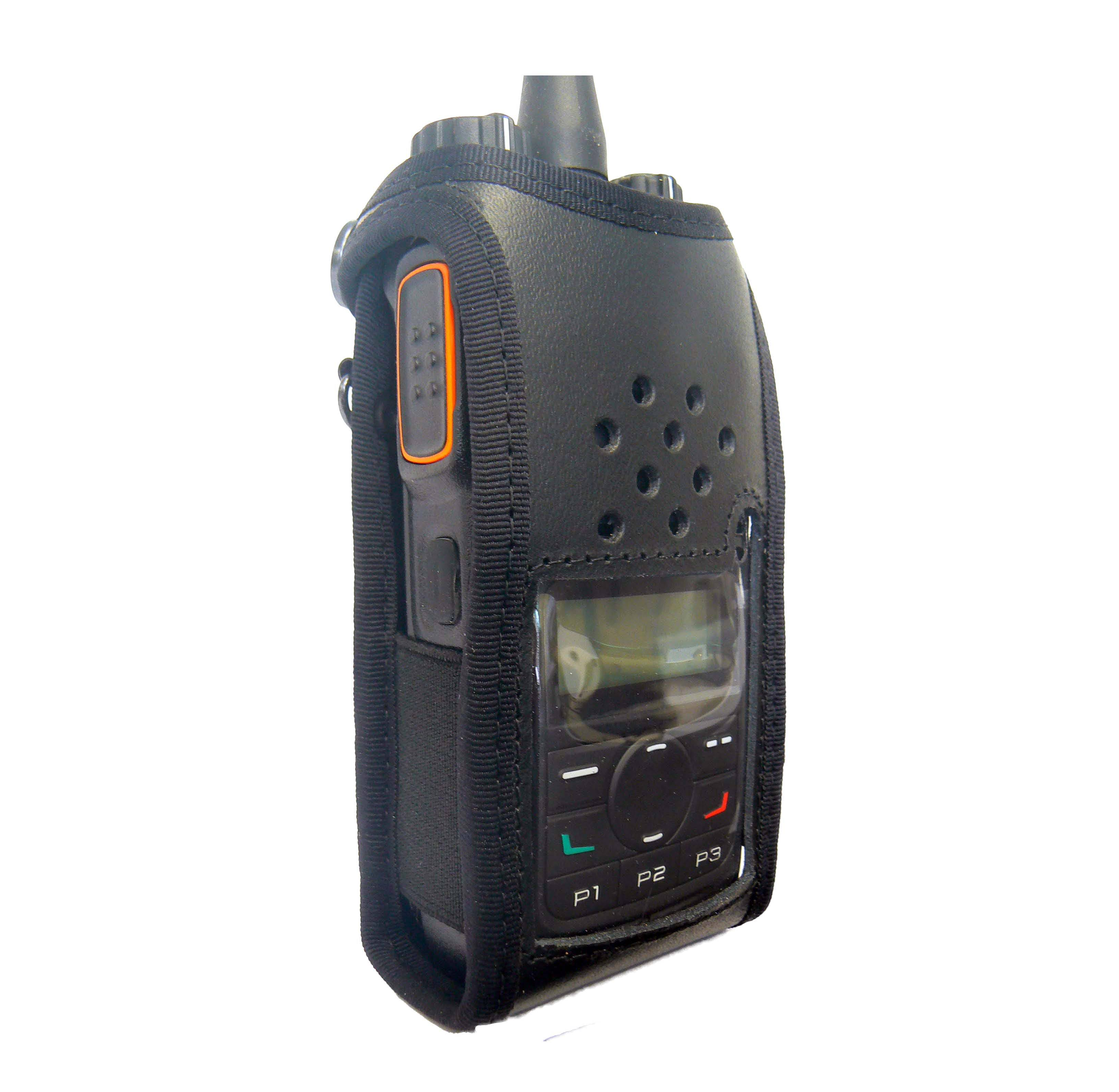 Hytera PD565 Radio Case Leather