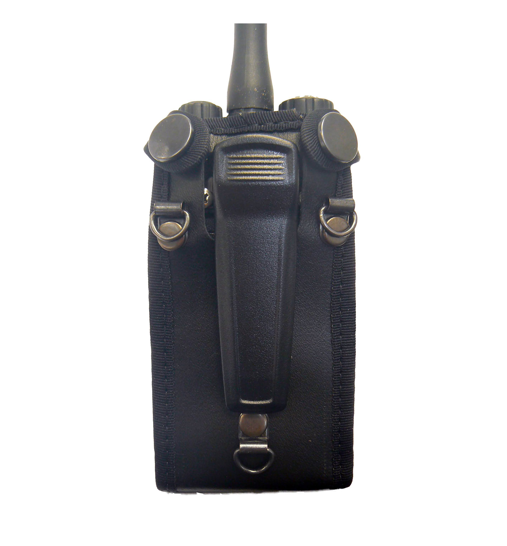 Hytera PD565 Leather Radio Case