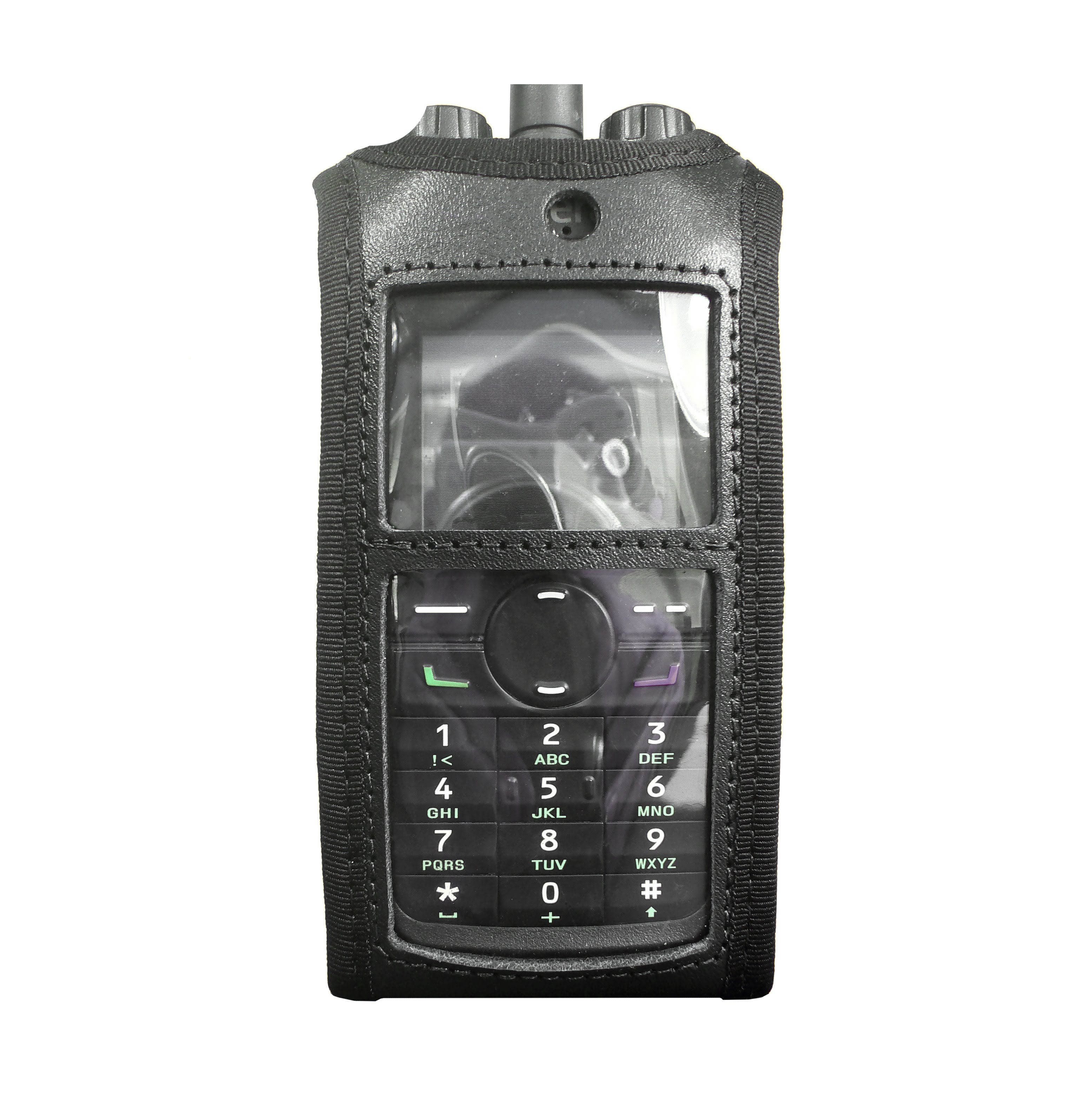 Hytera PD685 Radio Case leather