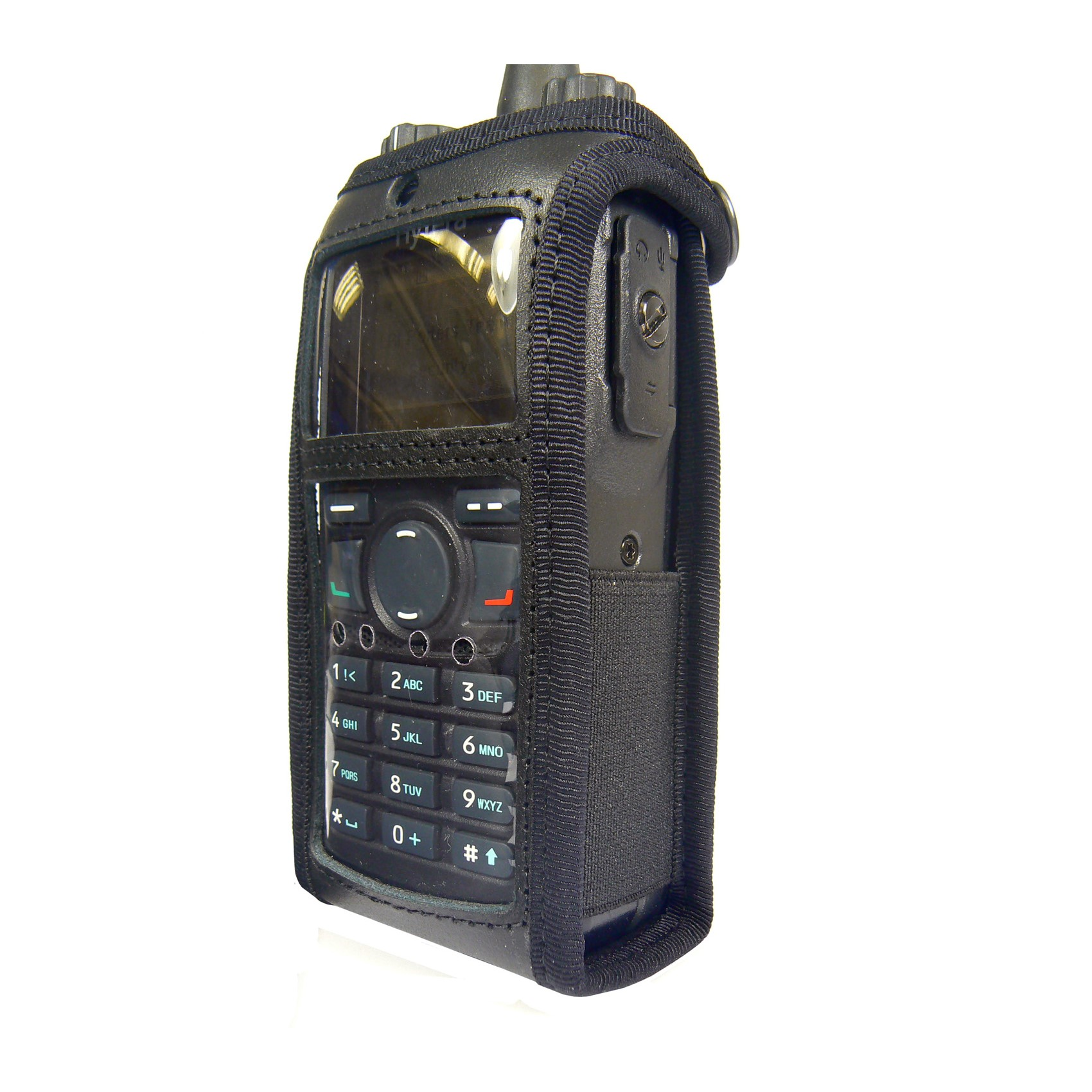 Hytera PD785 Radio Case leather