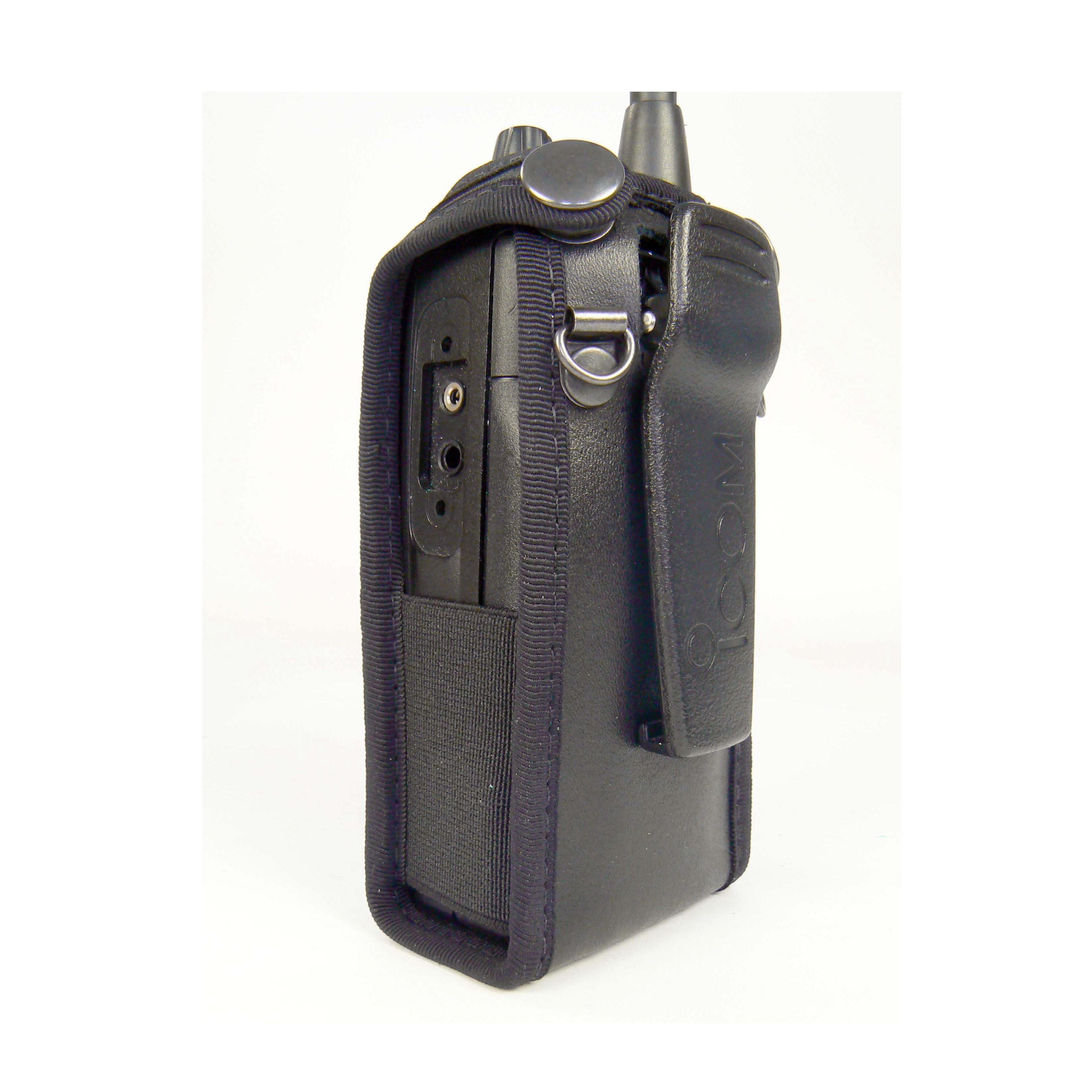 Icom F4029 Radio Case Leather