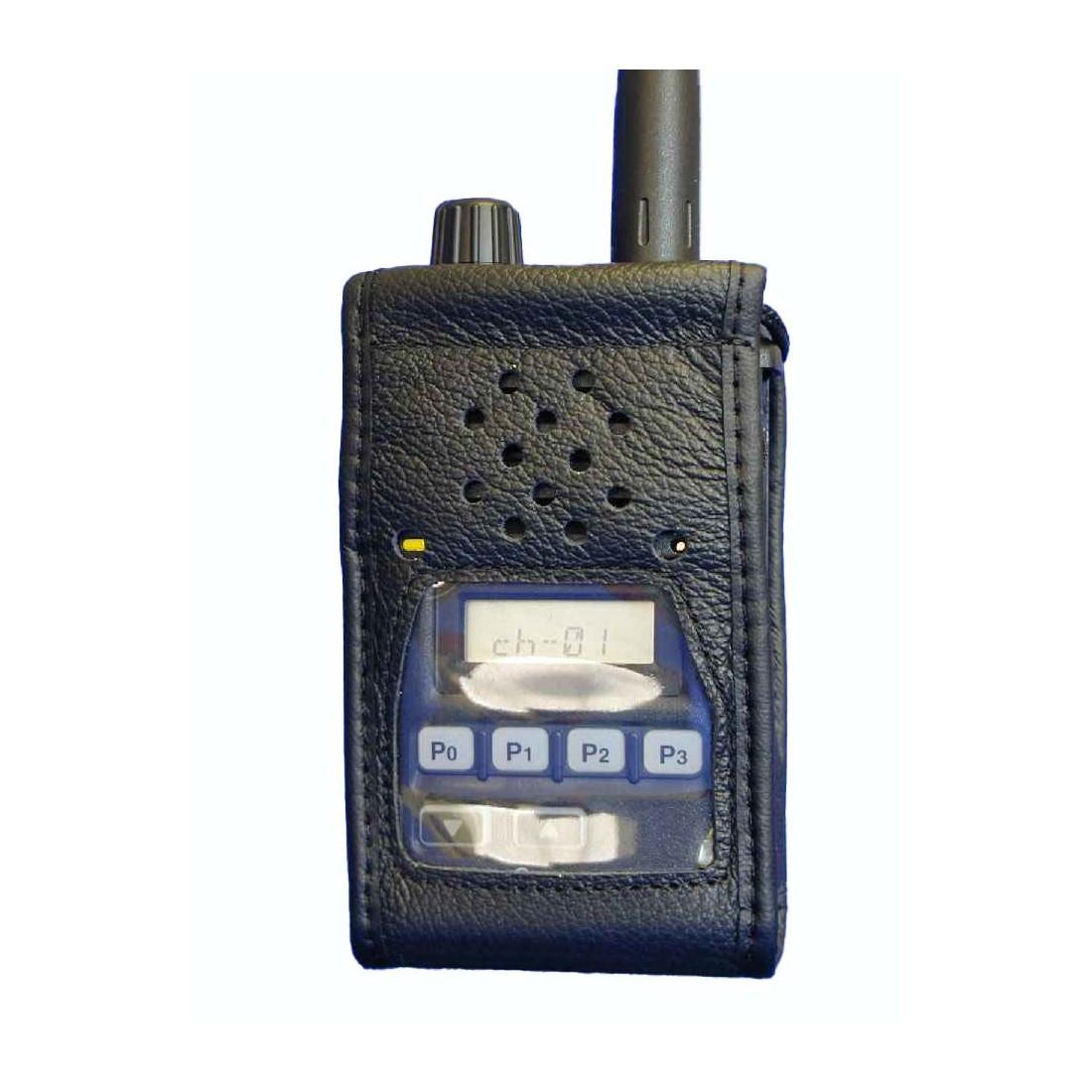 Icom F51 Radio case leather