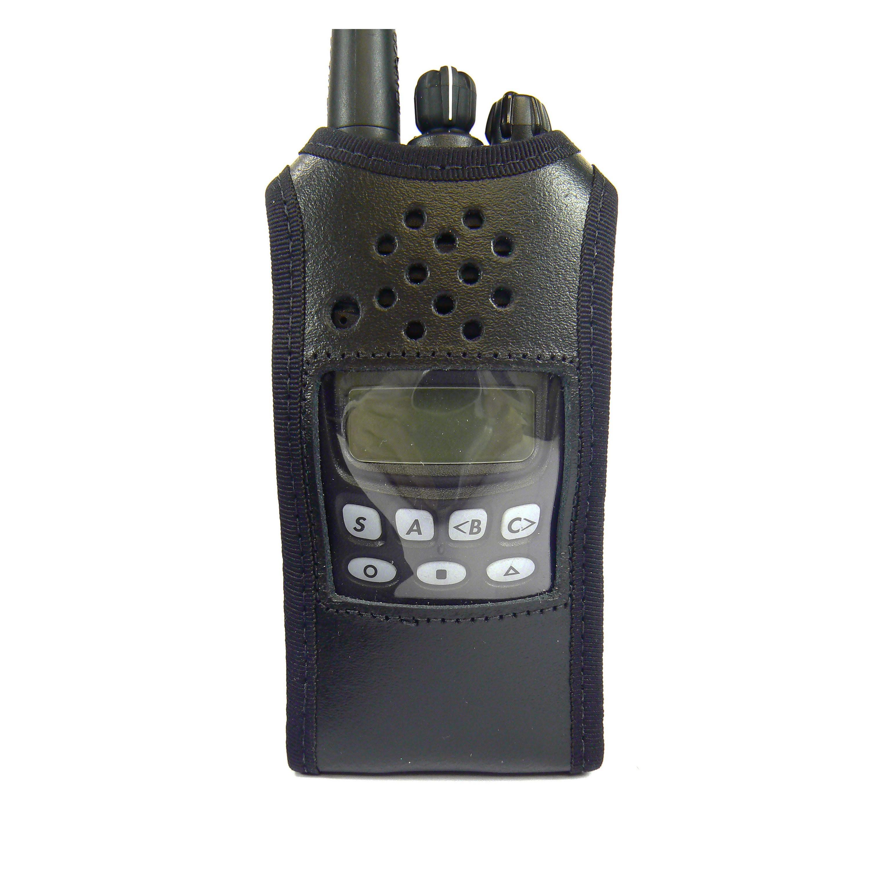 Kenwood TK3312 Radio Case Leather