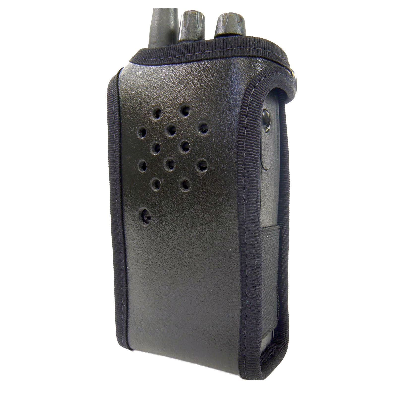 Maxon SL1102 leather radio case