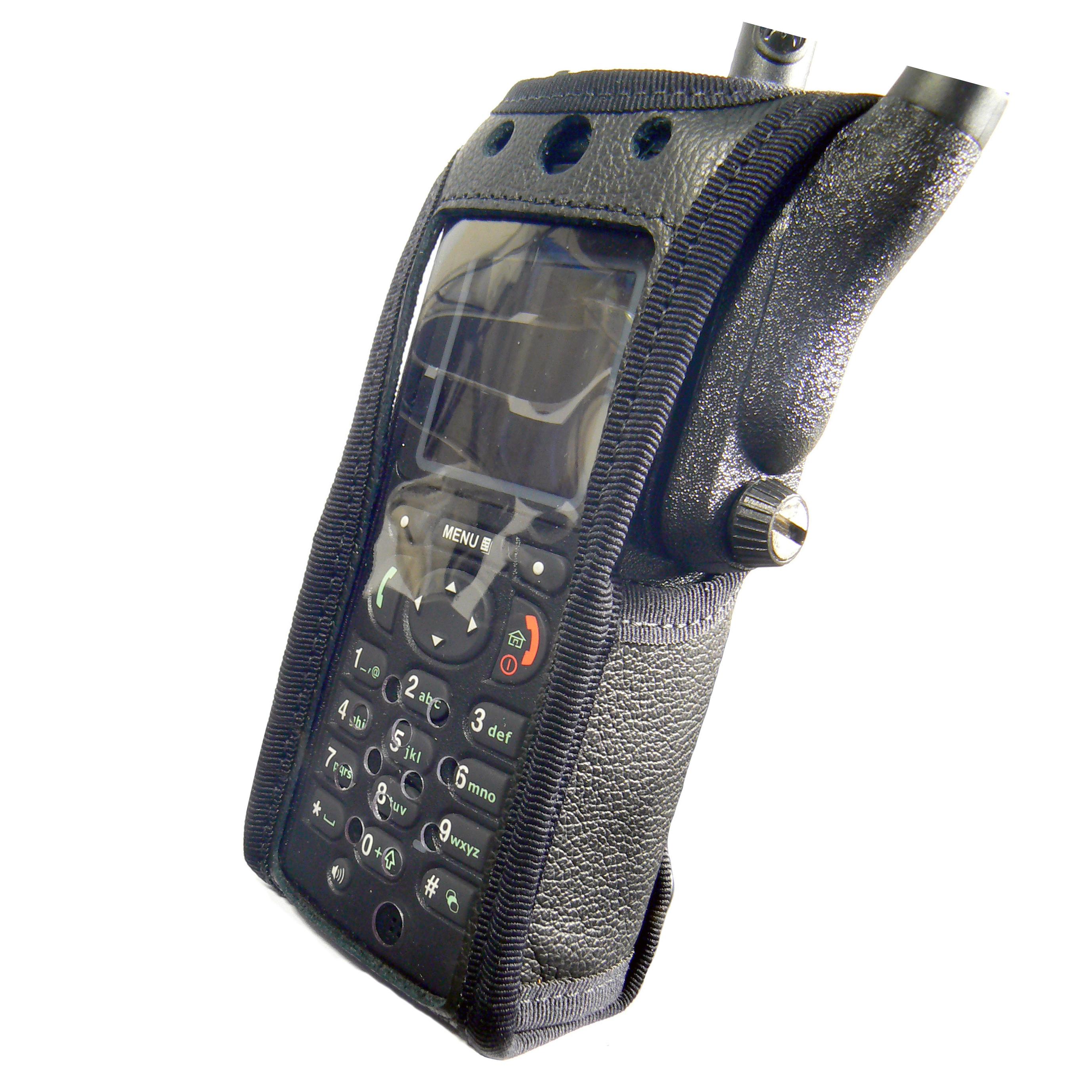 Motorola MTP850 FUG Leather Radio Case