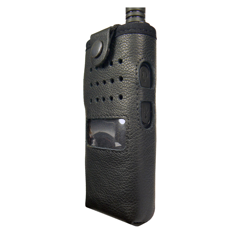 Motorola SL1600 Radio Case leather