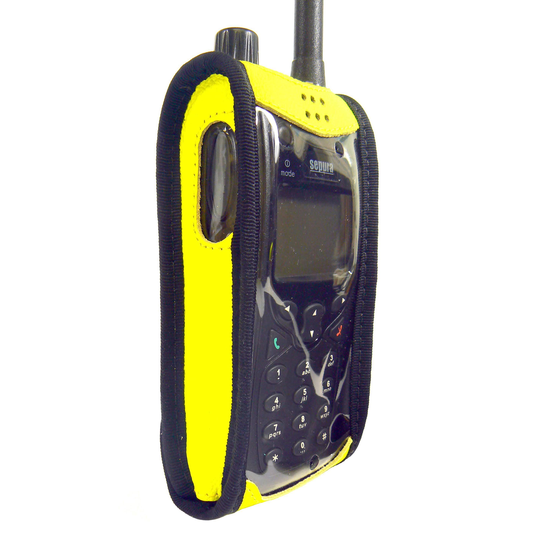 Sepura SRP3000 S16 Hi-Vis side Radio case