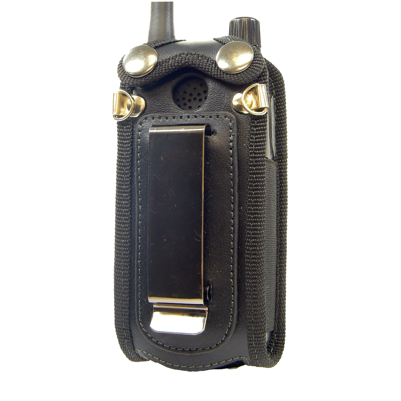 Sepura SRP3000 Leather Radio Case