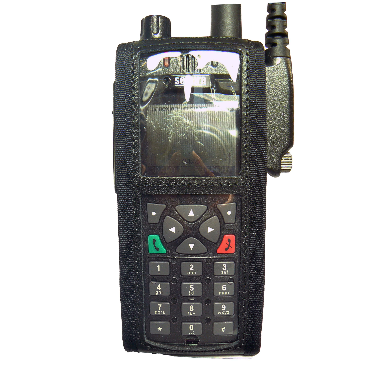 Tetra Sepura STP8000/9000 M14 front Radio case