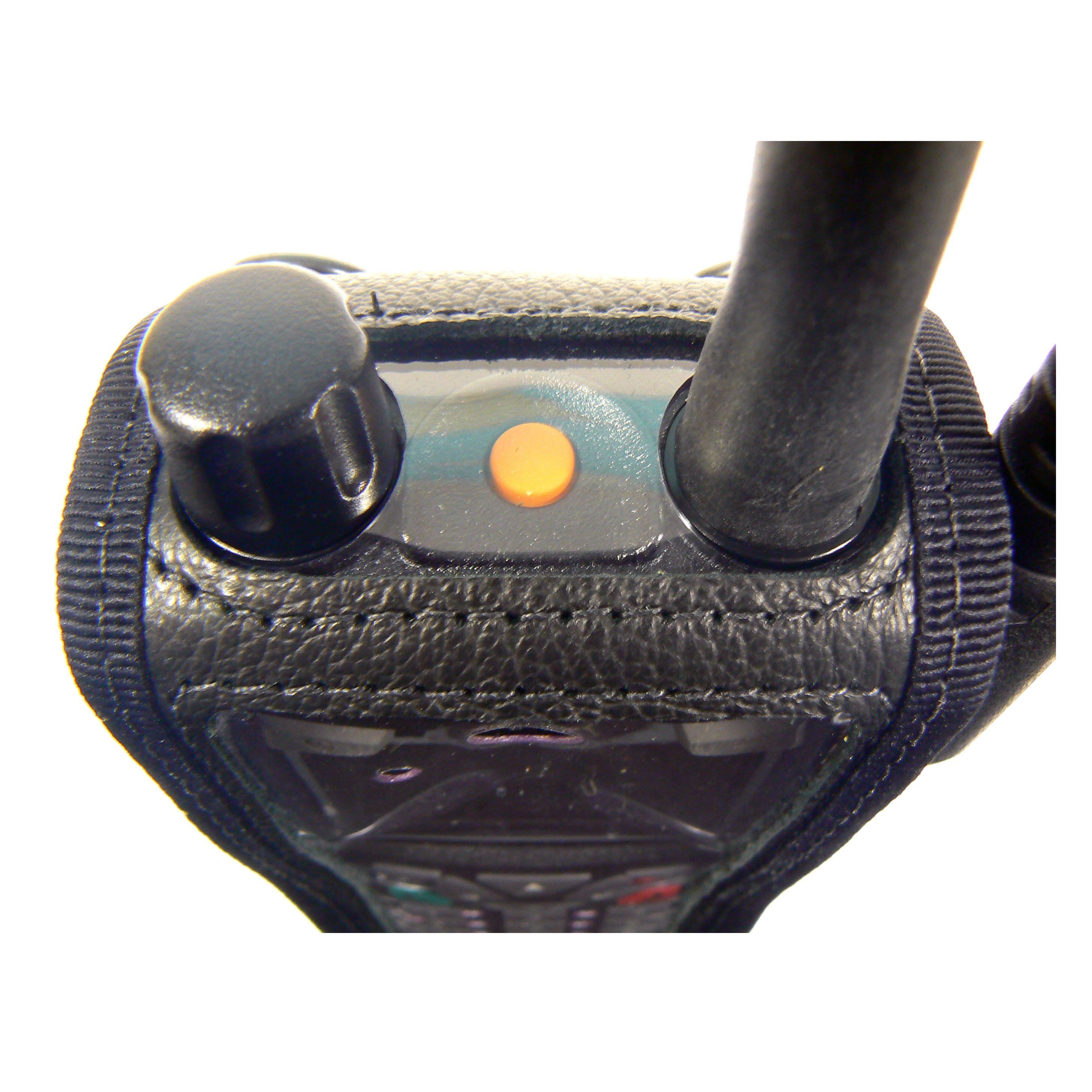 Sepura STP8000 Radio Case Leather with Click-On