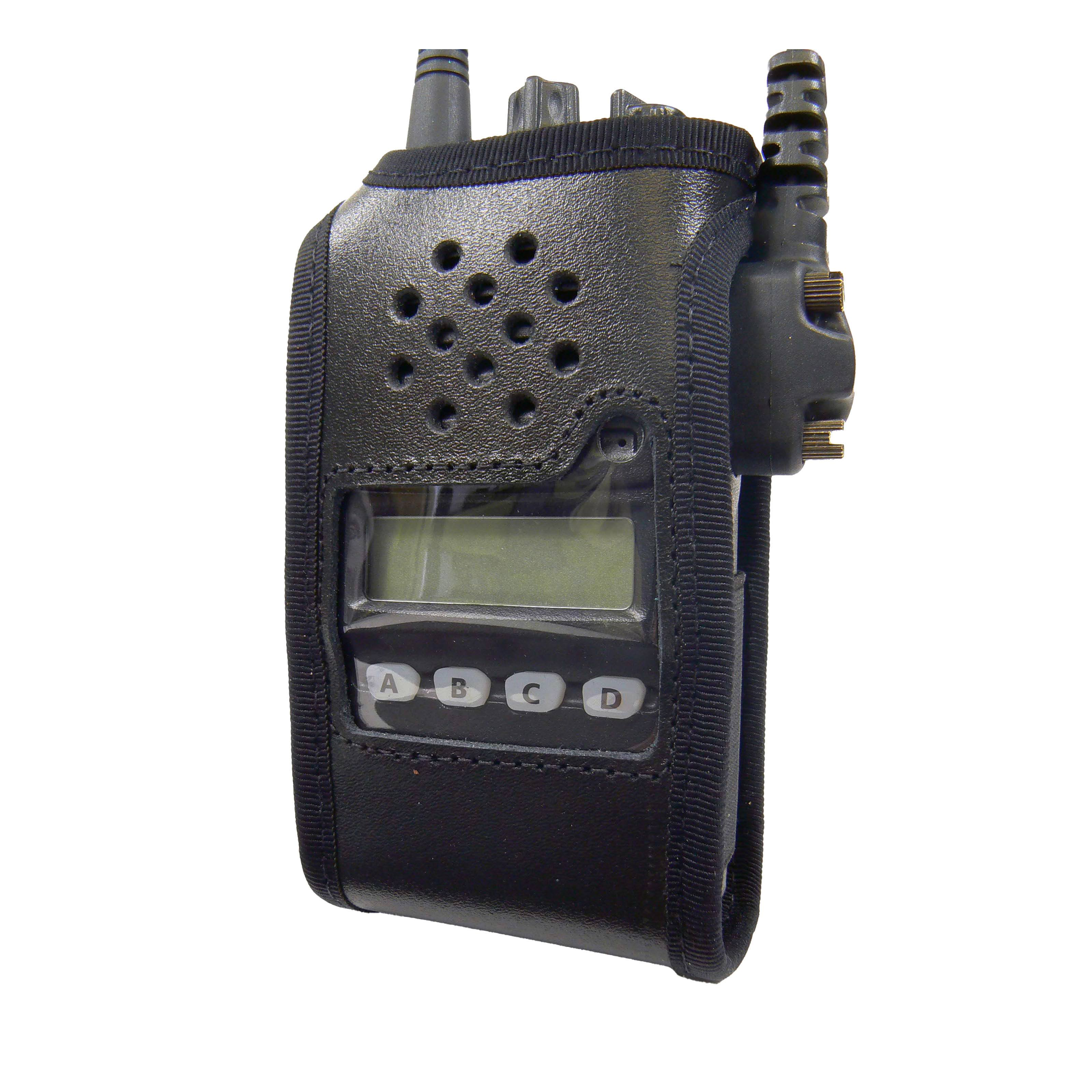 Vertex Yaesu VX350 Radio Case leather