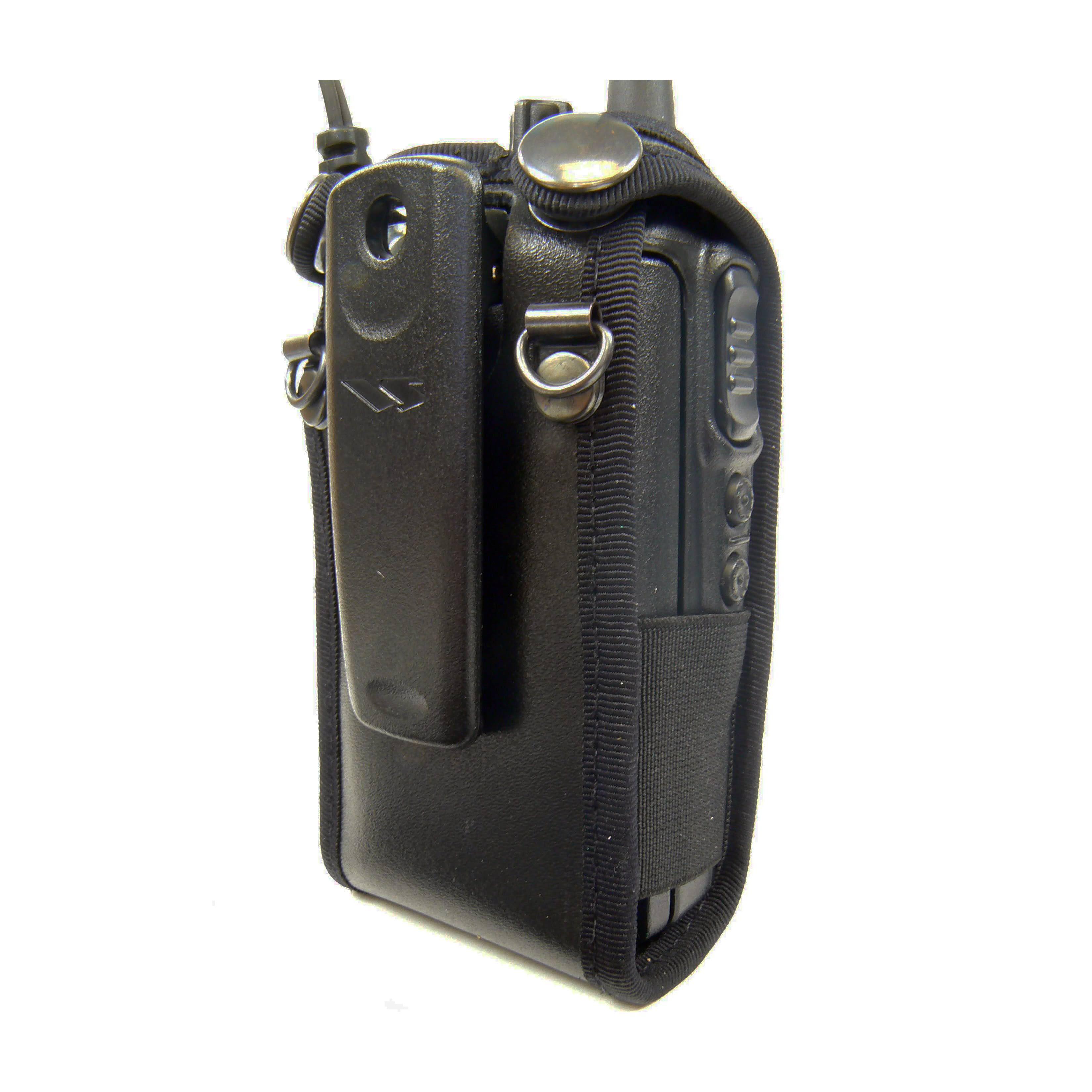 Vertex Yaesu VX350 Radio Case leather