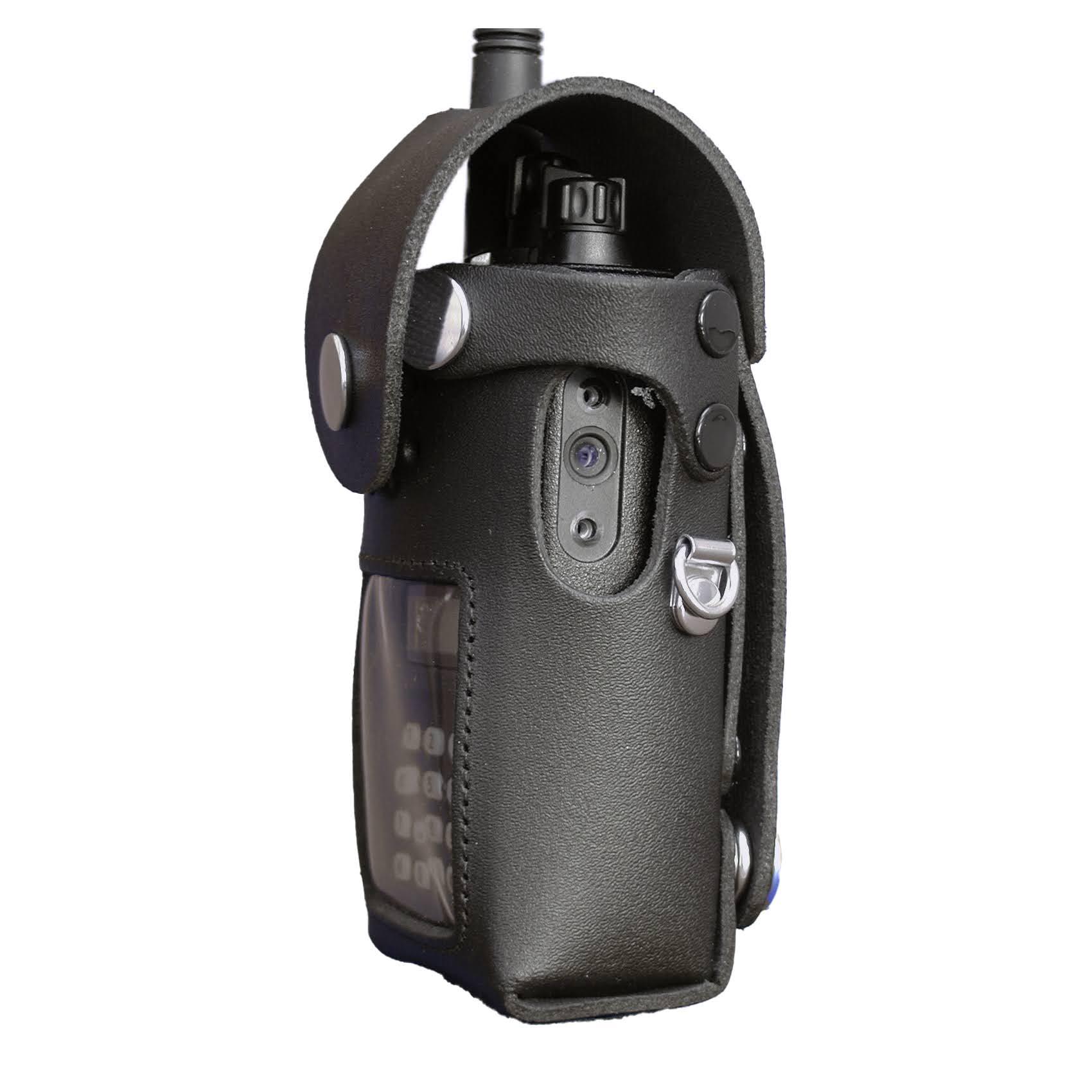 Vertex VX410 Leather Radio Case