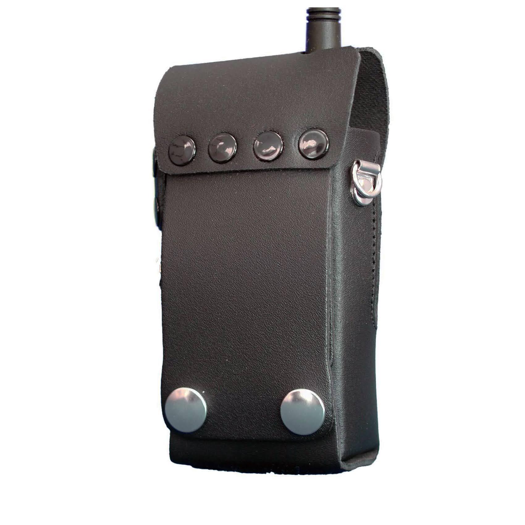 Vertex VX410 VX420 Leather Radio Case