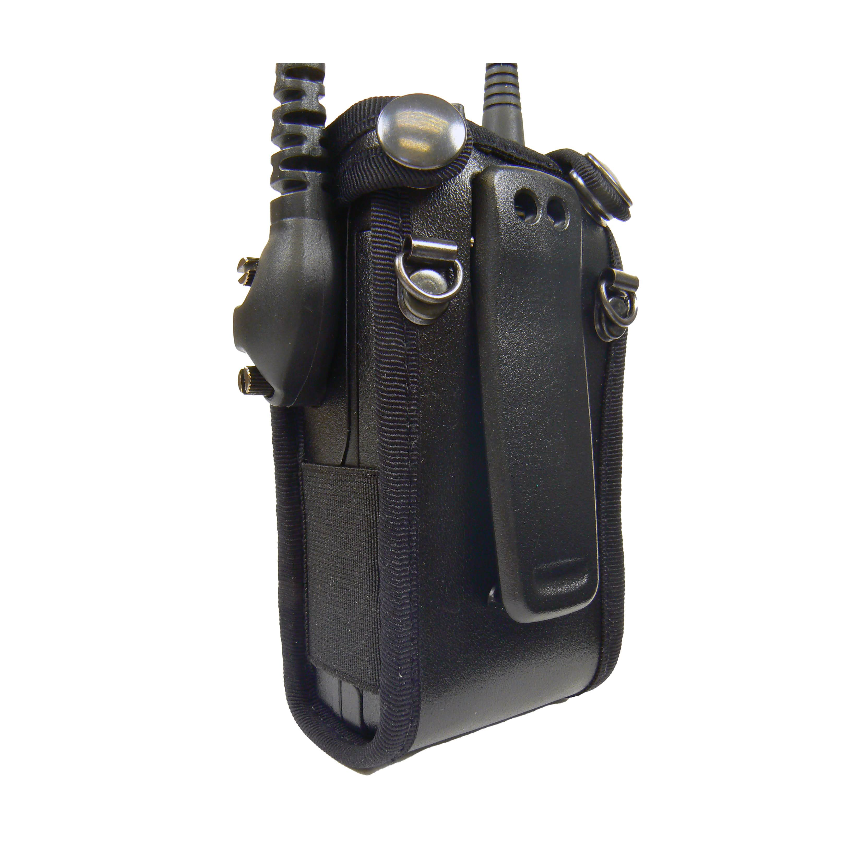 Vertex Yaesu VX410 VX420 Radio Case leather