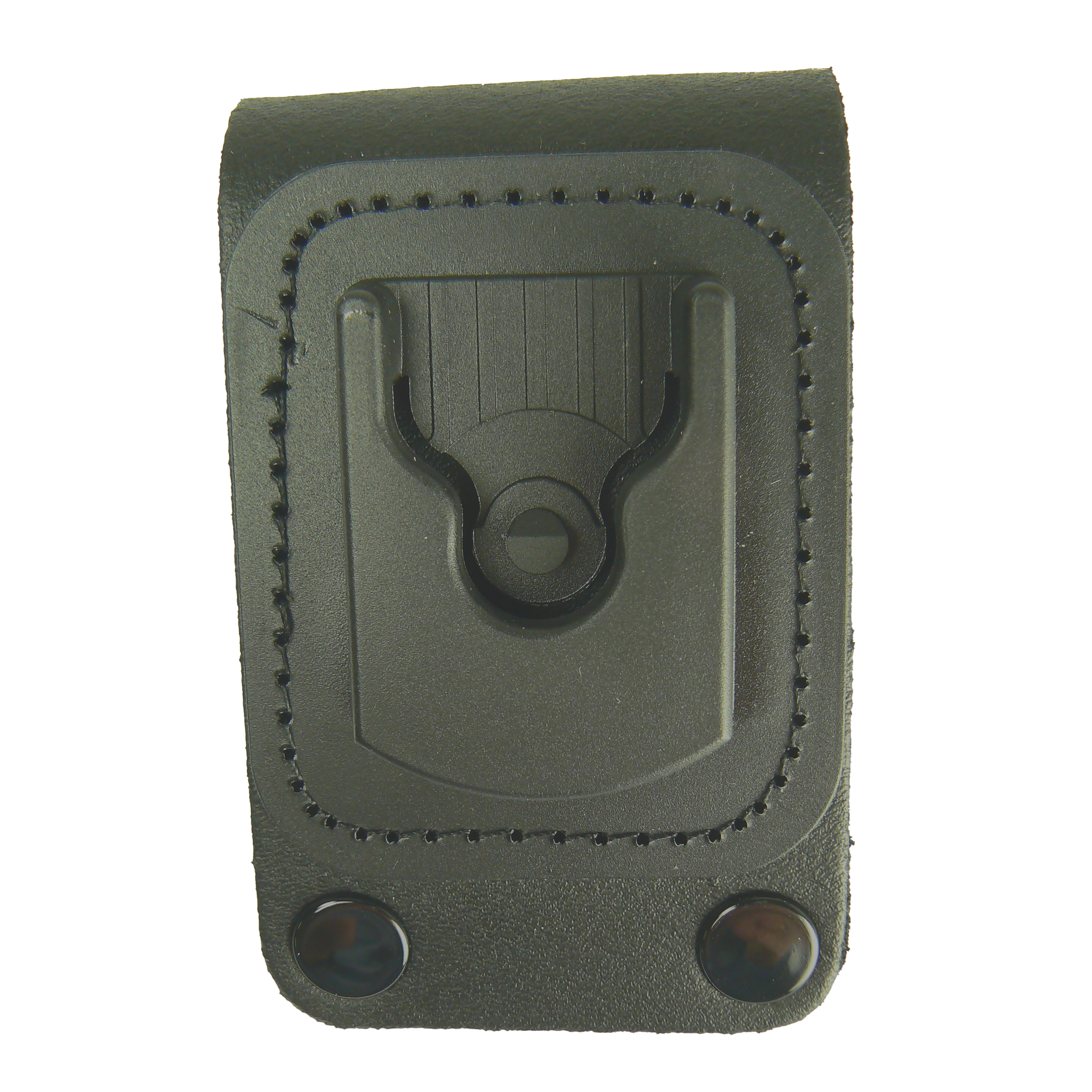 Leather belt loop with Click-On fitting for Tetra Radio