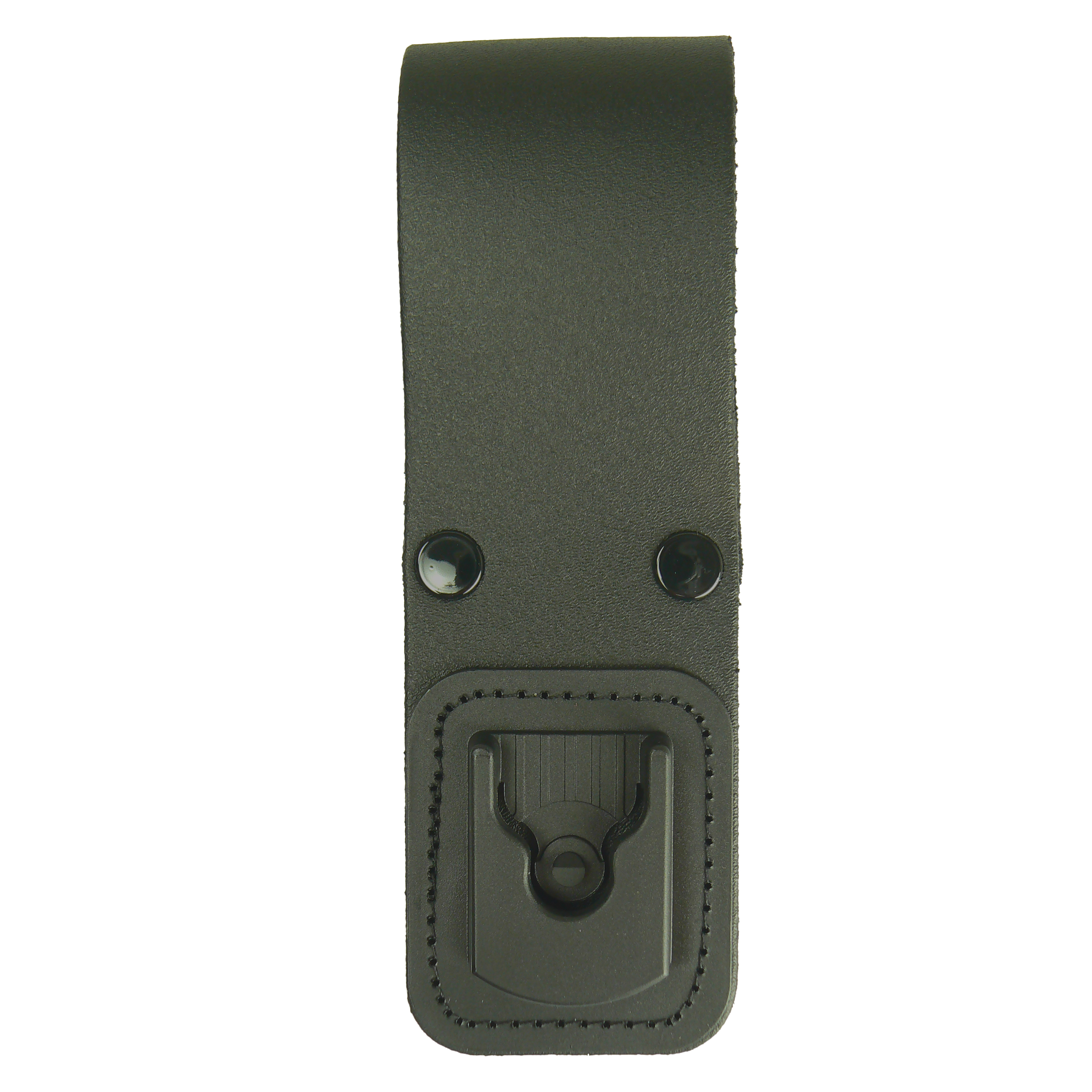 Click-On belt extension leather for Tetra Radio