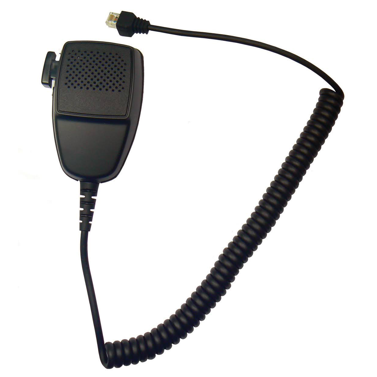 Fist microphone or Radio Airwaves Tetra