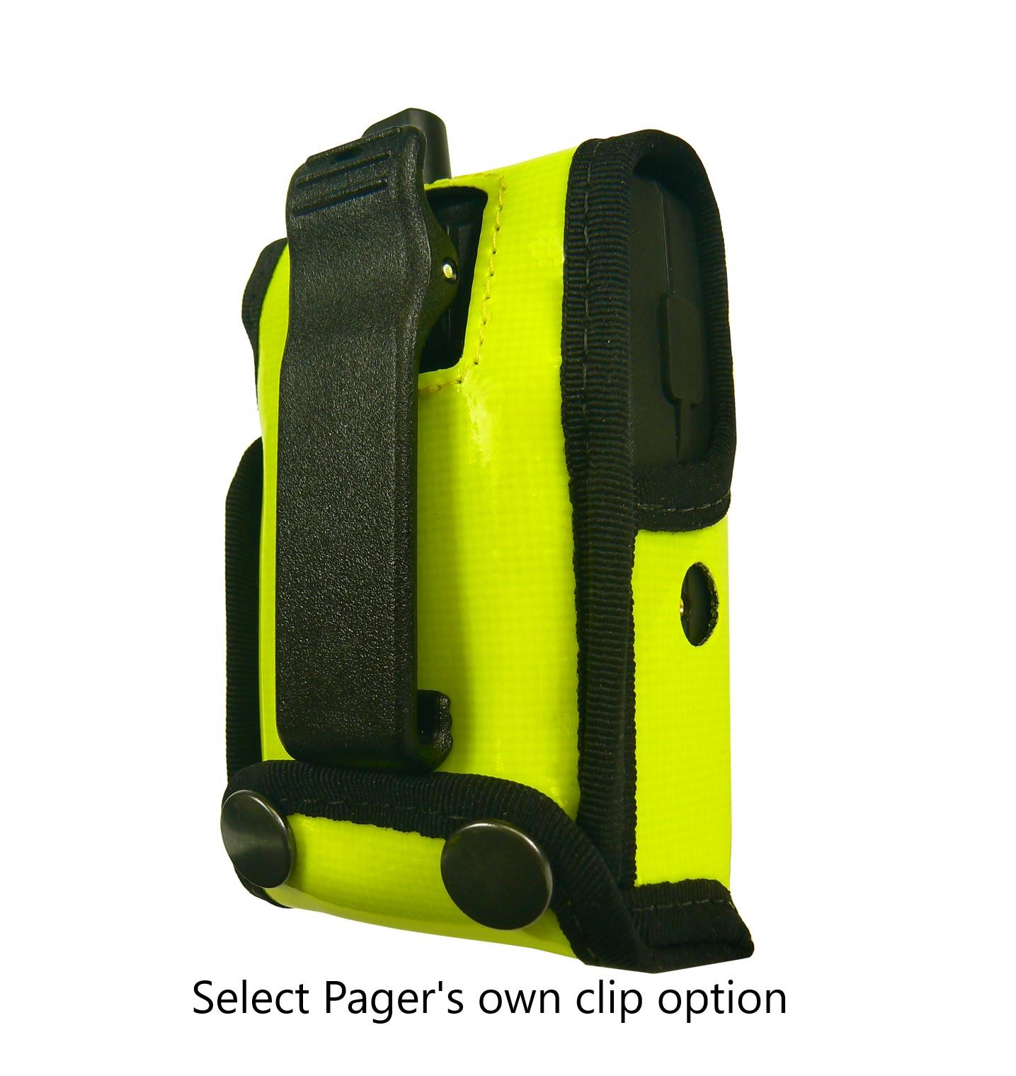 Pager Case Oelmann Viper Hi-Vis Yellow