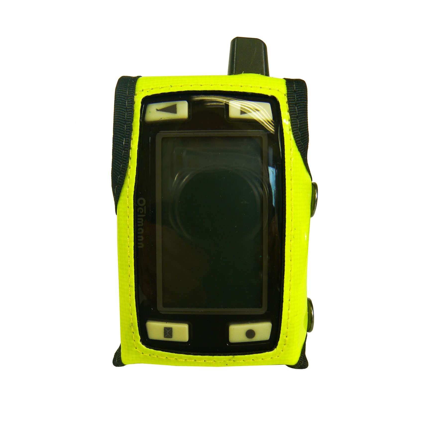 Pager Case Oelmann Viper Hi-Vis Yellow